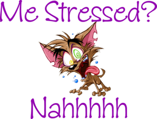 stressad